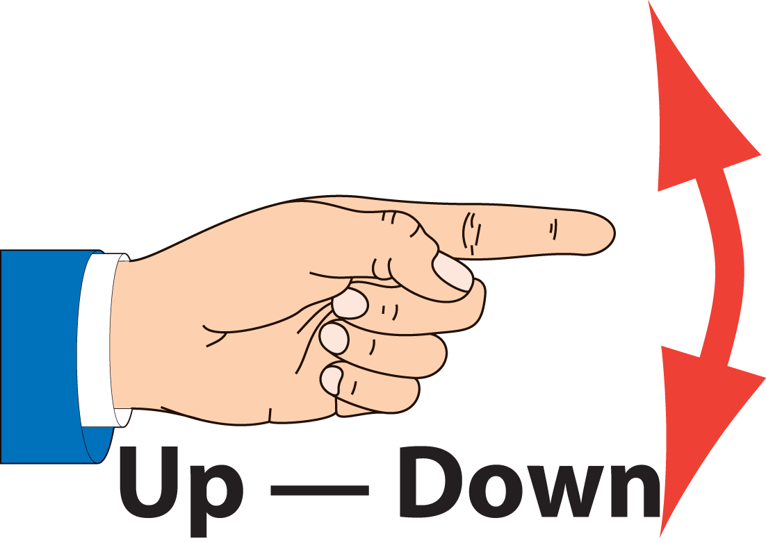 Hand Up-Down