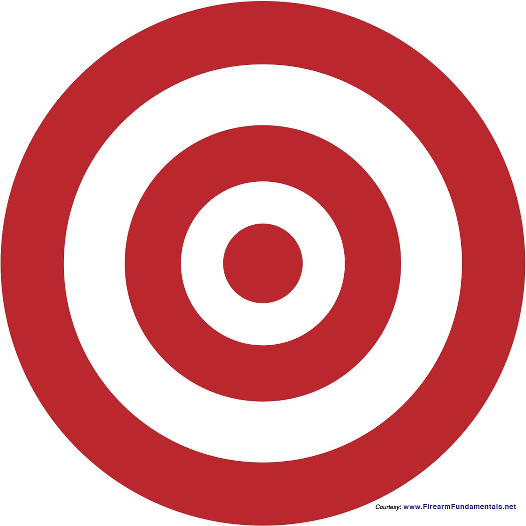Black Bull  Bullseye Red Bullseye